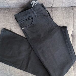 Madewell Bootlegger Boot Cut Jeans